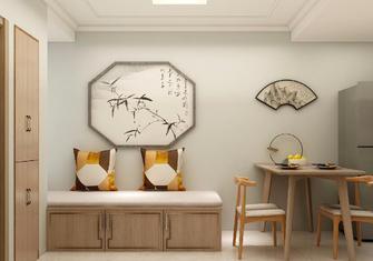 40平米小户型中式风格客厅图片