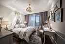 140平米四室四厅欧式风格卧室图片大全