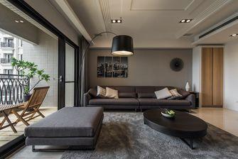 120平米三现代简约风格阳光房装修案例