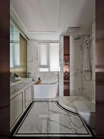 140平米四室四厅混搭风格卫生间设计图