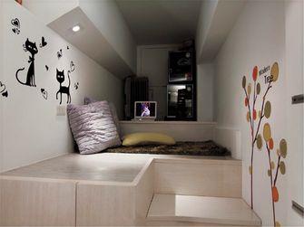 90平米公寓北欧风格阁楼装修案例