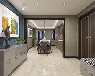 140平米别墅宜家风格餐厅设计图