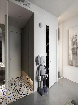 30平米小户型现代简约风格玄关效果图
