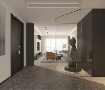 130平米三室一厅现代简约风格玄关效果图