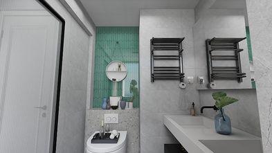 90平米一室一厅现代简约风格卫生间效果图