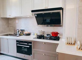90平米三欧式风格厨房设计图