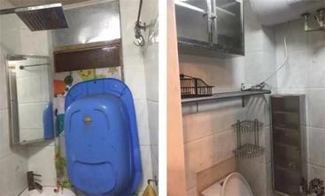 50平米一居室宜家风格卫生间装修案例