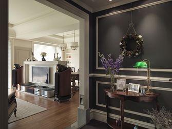 70平米一居室美式风格玄关图