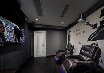 120平米三室一厅其他风格影音室图