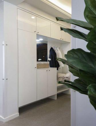 100平米四室两厅北欧风格玄关图