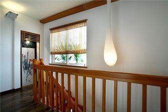 富裕型140平米四室两厅现代简约风格楼梯装修效果图