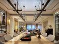 130平米四室两厅中式风格餐厅装修案例