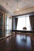 140平米三法式风格书房欣赏图
