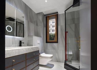 100平米三室一厅现代简约风格卫生间装修案例