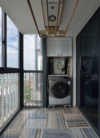 90平米美式风格阳台装修图片大全
