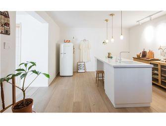 140平米复式日式风格厨房图