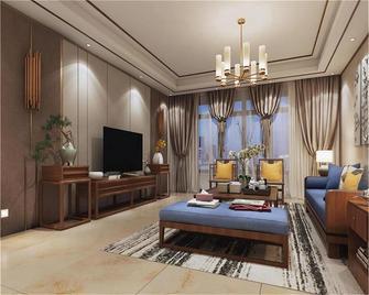 经济型140平米三室四厅中式风格客厅图