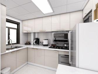 100平米宜家风格厨房图