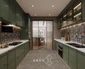 140平米别墅东南亚风格厨房图