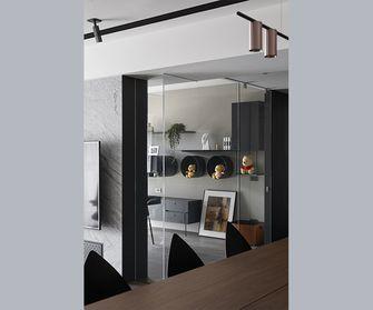 120平米一室一厅法式风格书房效果图