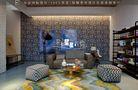 20万以上140平米别墅新古典风格阳光房设计图
