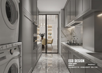 120平米三欧式风格厨房装修效果图