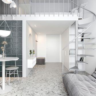 100平米复式现代简约风格走廊装修案例