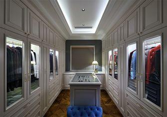 140平米四室三厅欧式风格衣帽间欣赏图