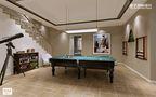 豪华型140平米别墅现代简约风格楼梯装修效果图