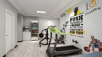 中式风格健身室图片大全