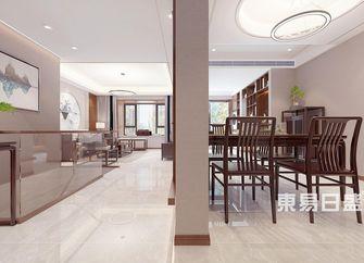140平米四室两厅中式风格走廊图片大全