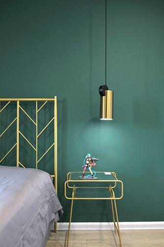 80平米三室一厅现代简约风格卧室欣赏图