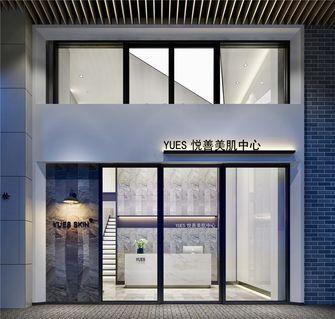 140平米一居室现代简约风格其他区域效果图