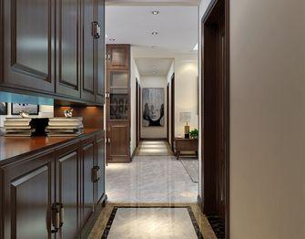 110平米三室一厅中式风格玄关效果图