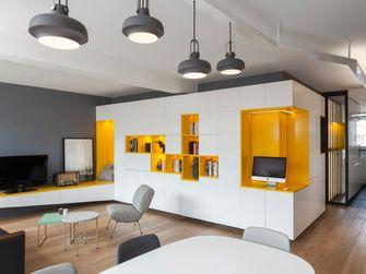 60平米公寓现代简约风格客厅设计图