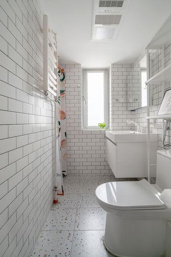 50平米日式风格卫生间装修图片大全