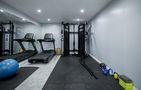 混搭风格健身室装修效果图