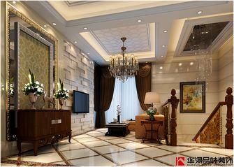 140平米复式欧式风格阁楼设计图