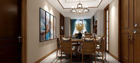 140平米四室四厅其他风格餐厅装修案例