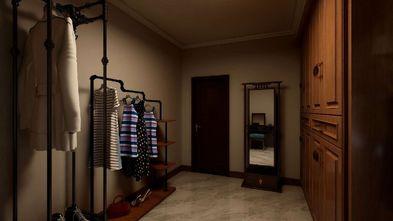 140平米三中式风格衣帽间装修效果图