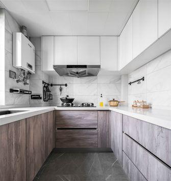110平米三室两厅宜家风格厨房装修案例