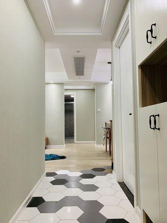 90平米三室两厅北欧风格走廊设计图