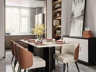 110平米三室一厅其他风格餐厅图