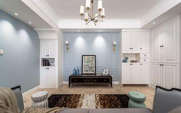 110平米三室两厅宜家风格客厅装修案例