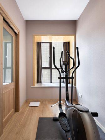 日式风格健身室欣赏图