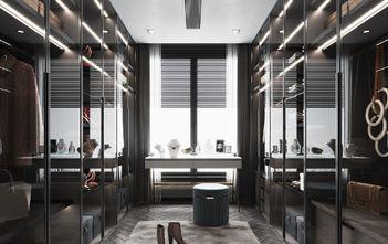 140平米四室一厅中式风格衣帽间欣赏图