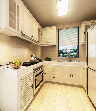 60平米公寓欧式风格厨房装修效果图