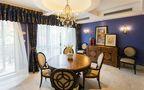 140平米别墅美式风格餐厅橱柜装修效果图