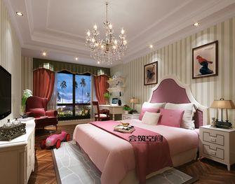 20万以上140平米别墅中式风格青少年房图片大全