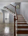 3万以下140平米四室两厅混搭风格楼梯装修效果图